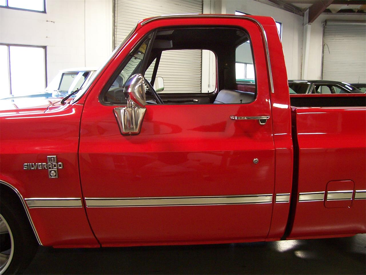 1985 Chevrolet C/K 10 for sale in Alpharetta, GA – photo 15