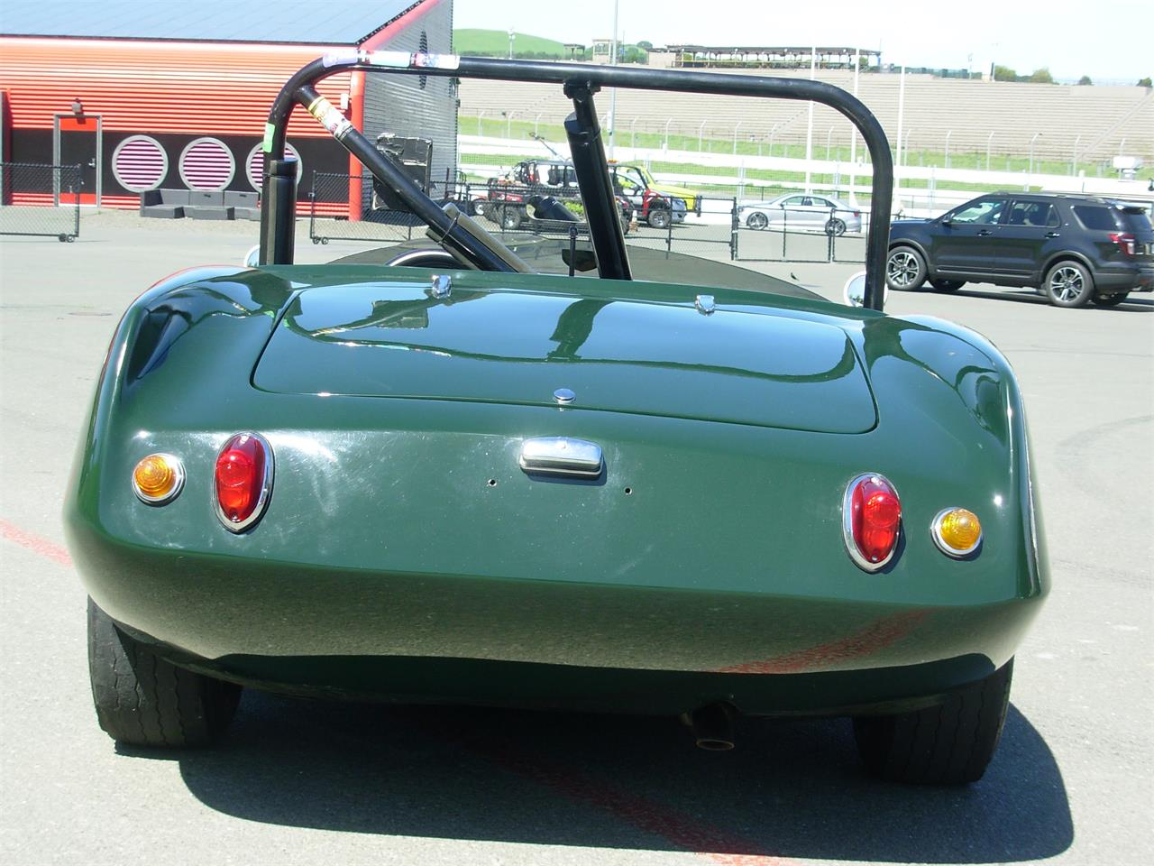 1963 Elva Courier Mark III for sale in Berkeley, CA – photo 3