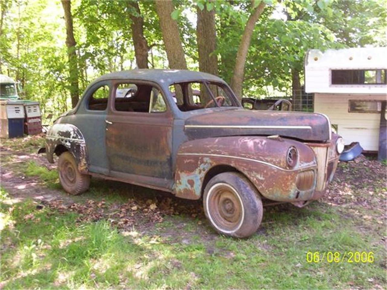1941 Ford 2-Dr Coupe for sale in Parkers Prairie, MN