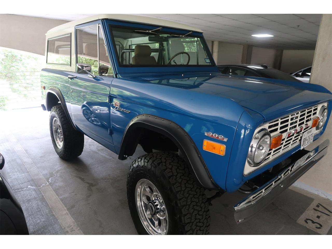 1970 Ford Bronco For Sale In Dallas Tx Classiccarsbay Com