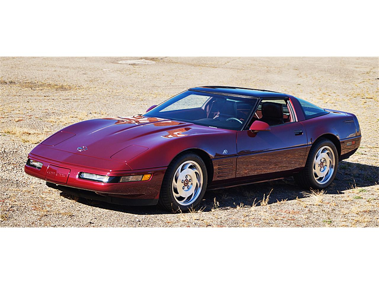 1993 Chevrolet Corvette for sale in Canton, OH – photo 7