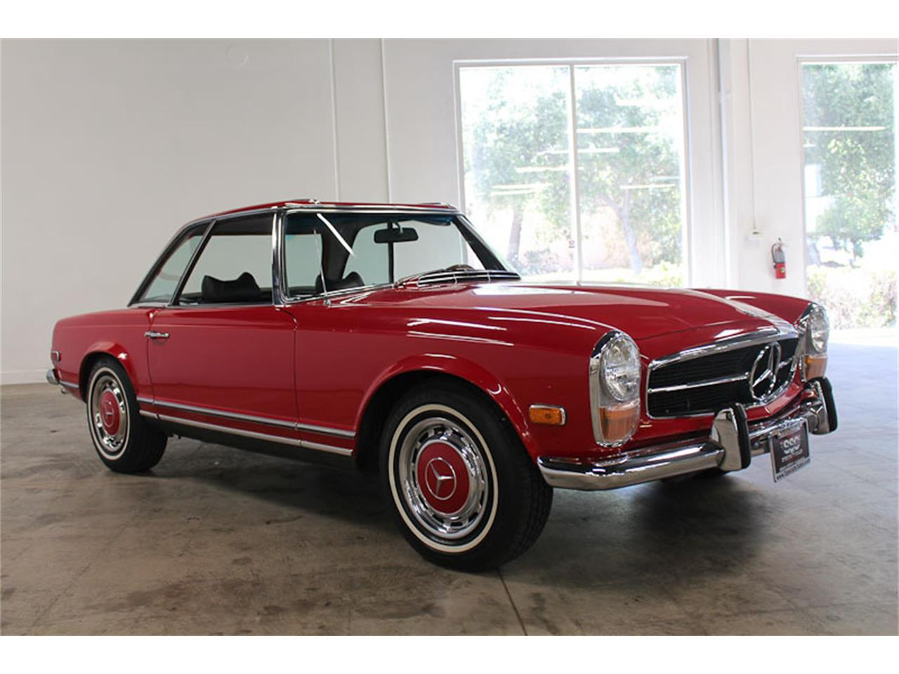 1970 Mercedes-Benz 280SL for sale in Fairfield, CA – photo 6