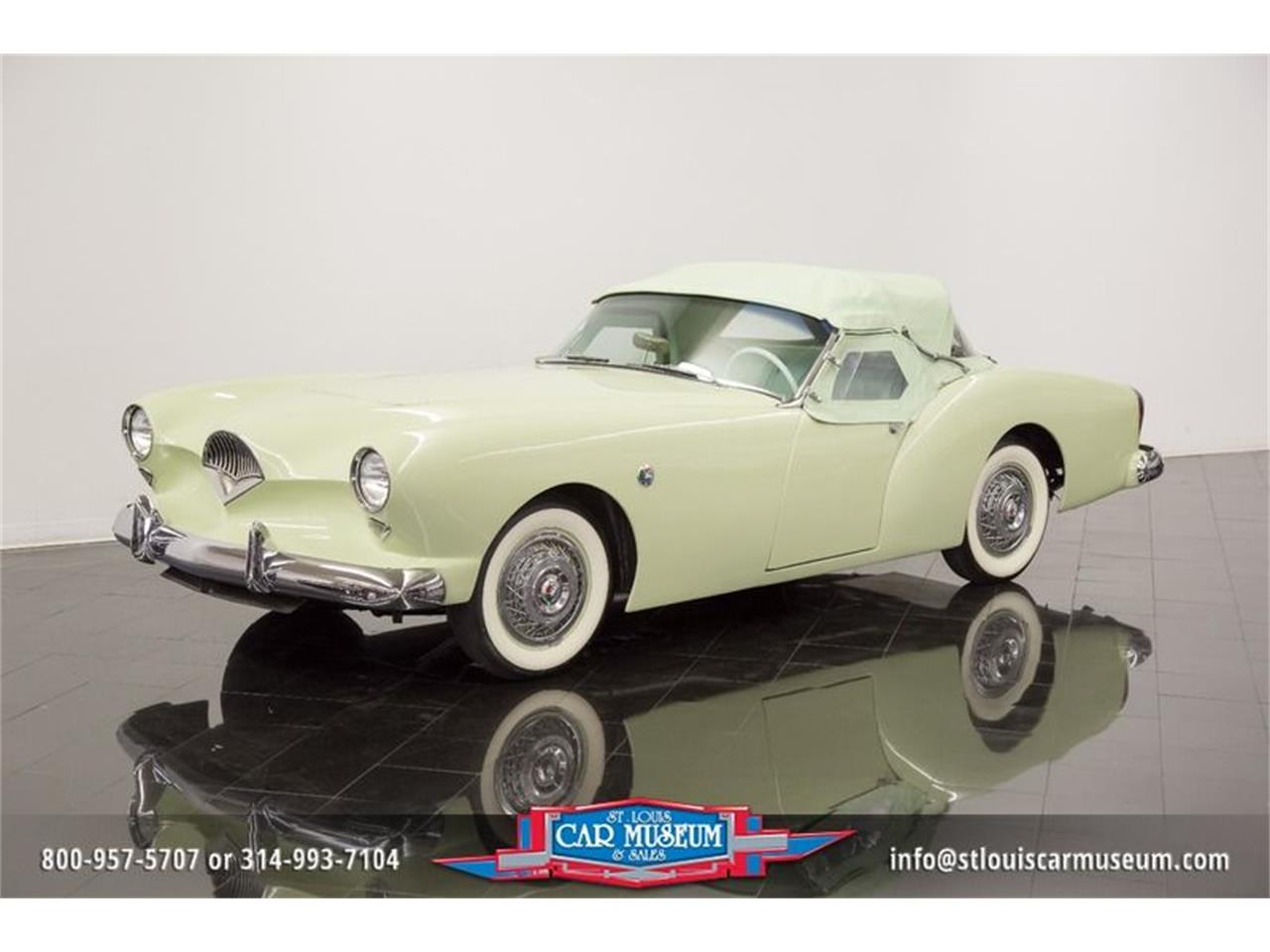 1954 Kaiser Darrin for sale in St. Louis, MO – photo 36