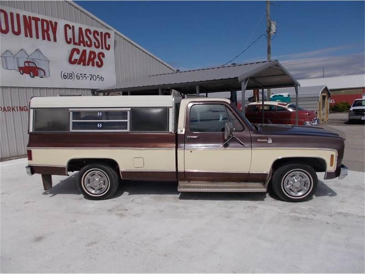 1977 Chevrolet Silverado for sale in Staunton, IL – photo 6