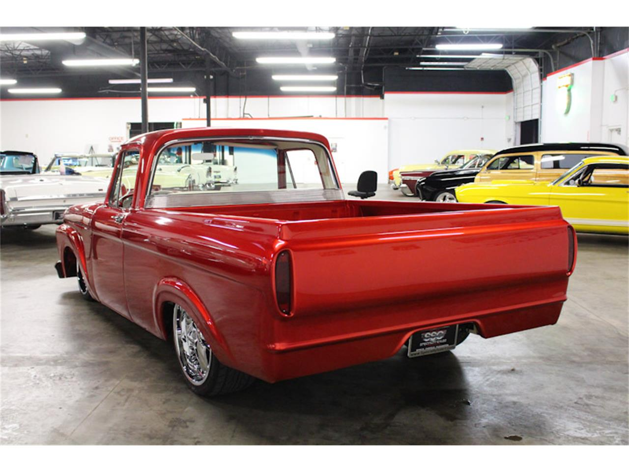 1962 Ford F100 for sale in Fairfield, CA – photo 17