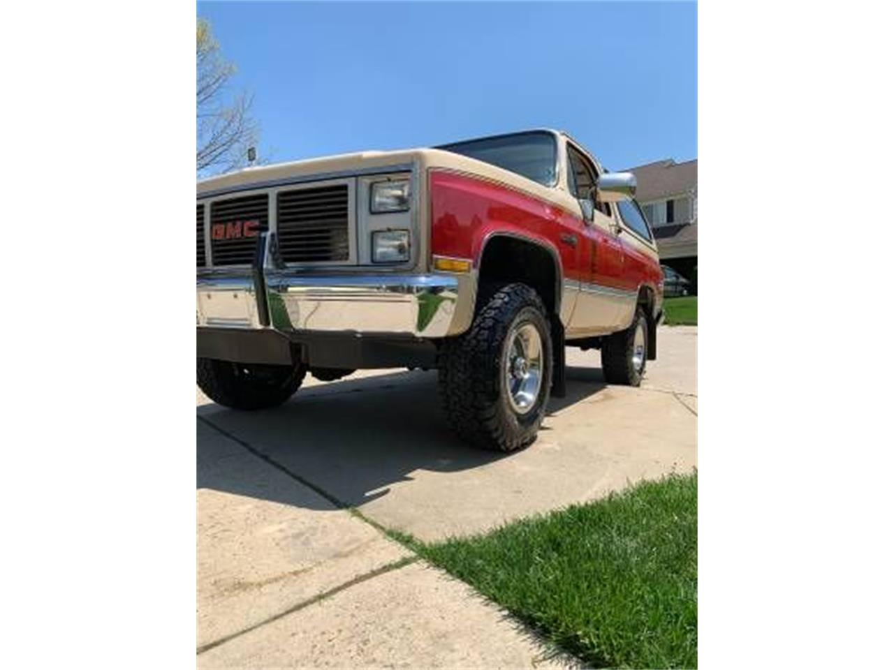 1987 GMC Jimmy for sale in Cadillac, MI – photo 4