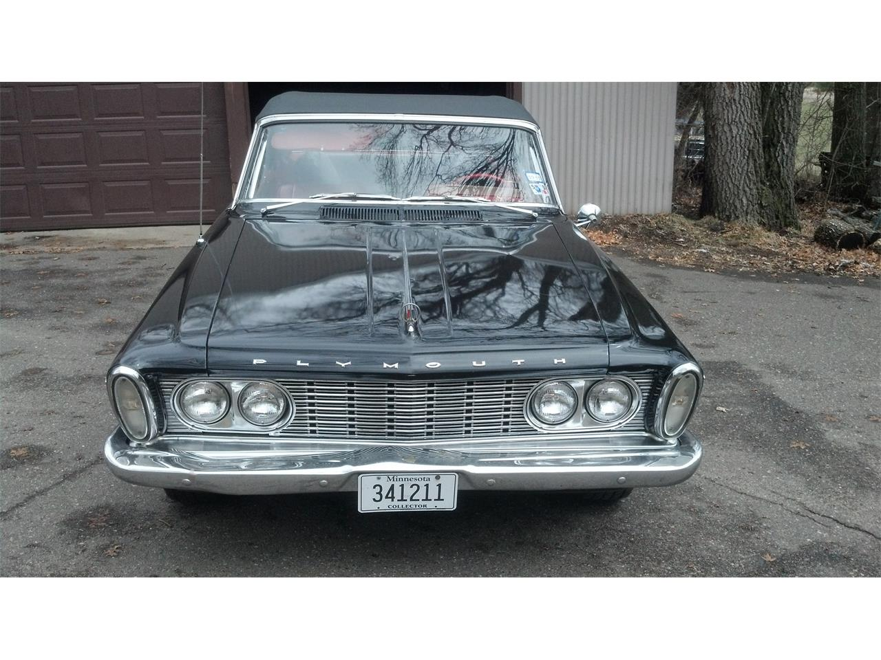 1963 Plymouth Fury for sale in Cambridge, MN – photo 2