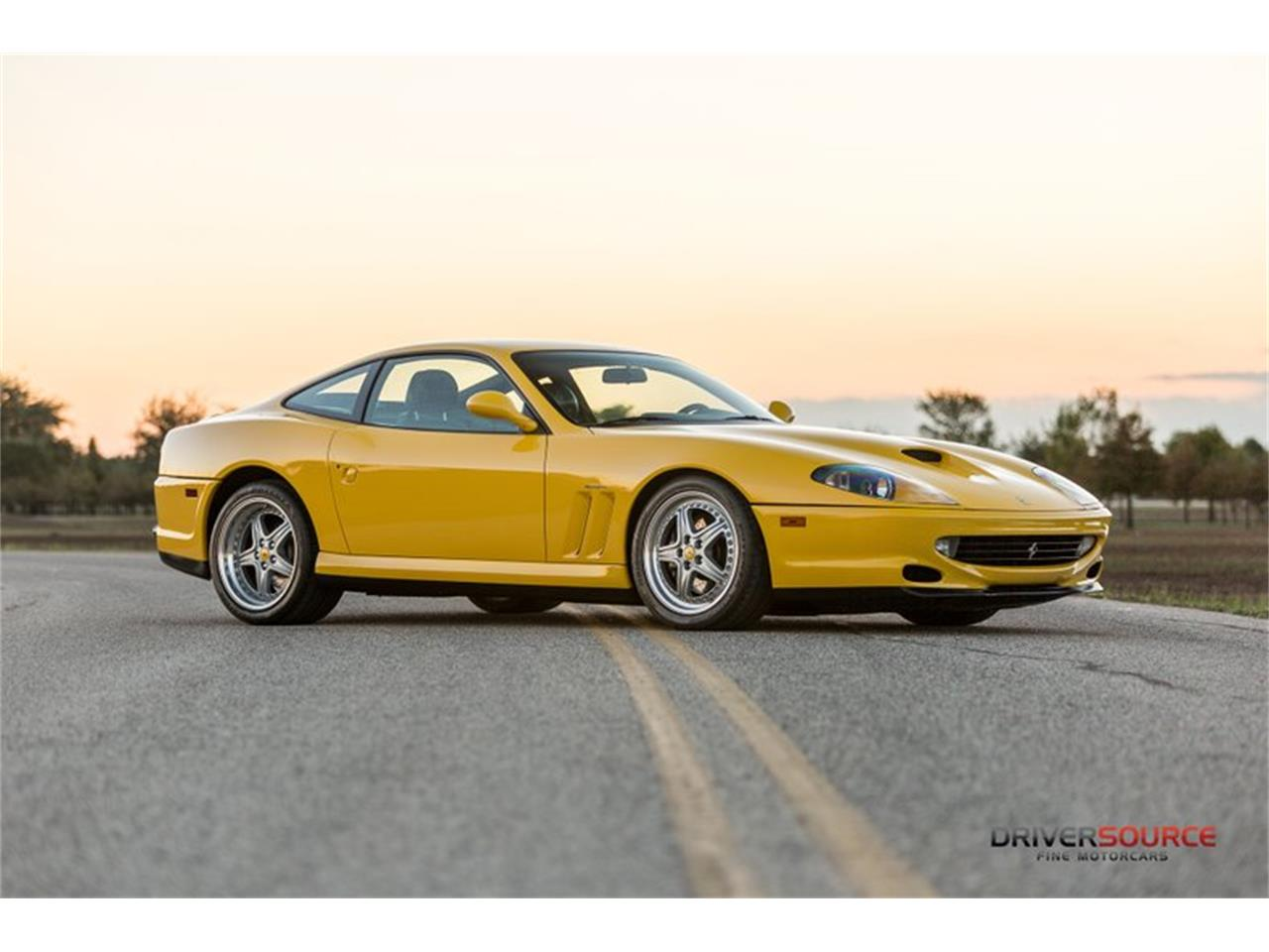 1997 Ferrari 550 Maranello for sale in Houston, TX – photo 8