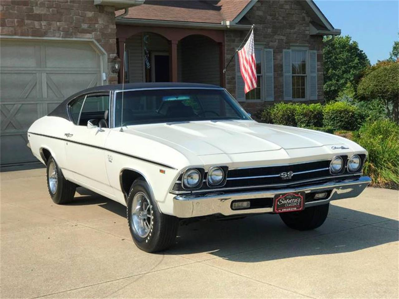 1969 Chevrolet Chevelle for sale in Orville, OH – photo 42