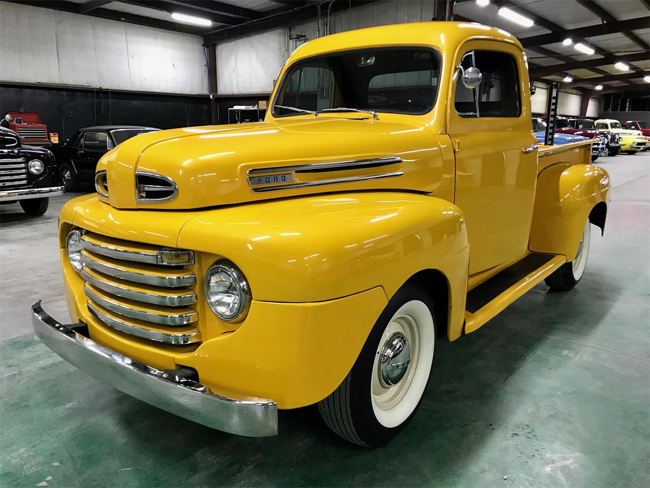 1949 Ford F1 for sale in Sherman, TX