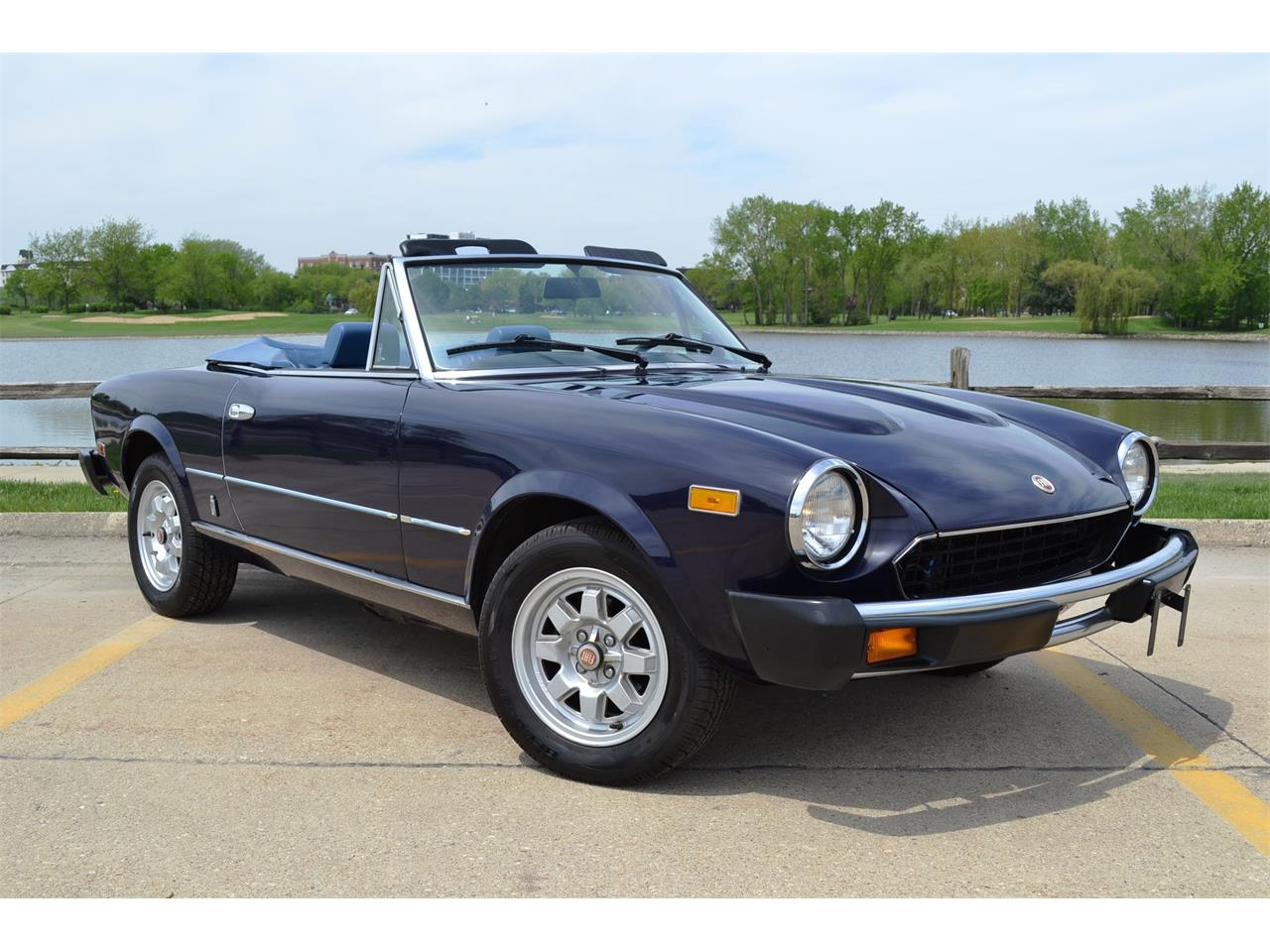 1981 Fiat Spider for sale in Barrington, IL