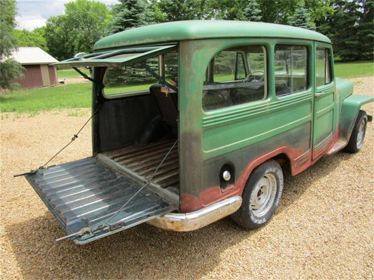 1950 Willys Jeep for sale in Stanley, WI – photo 62