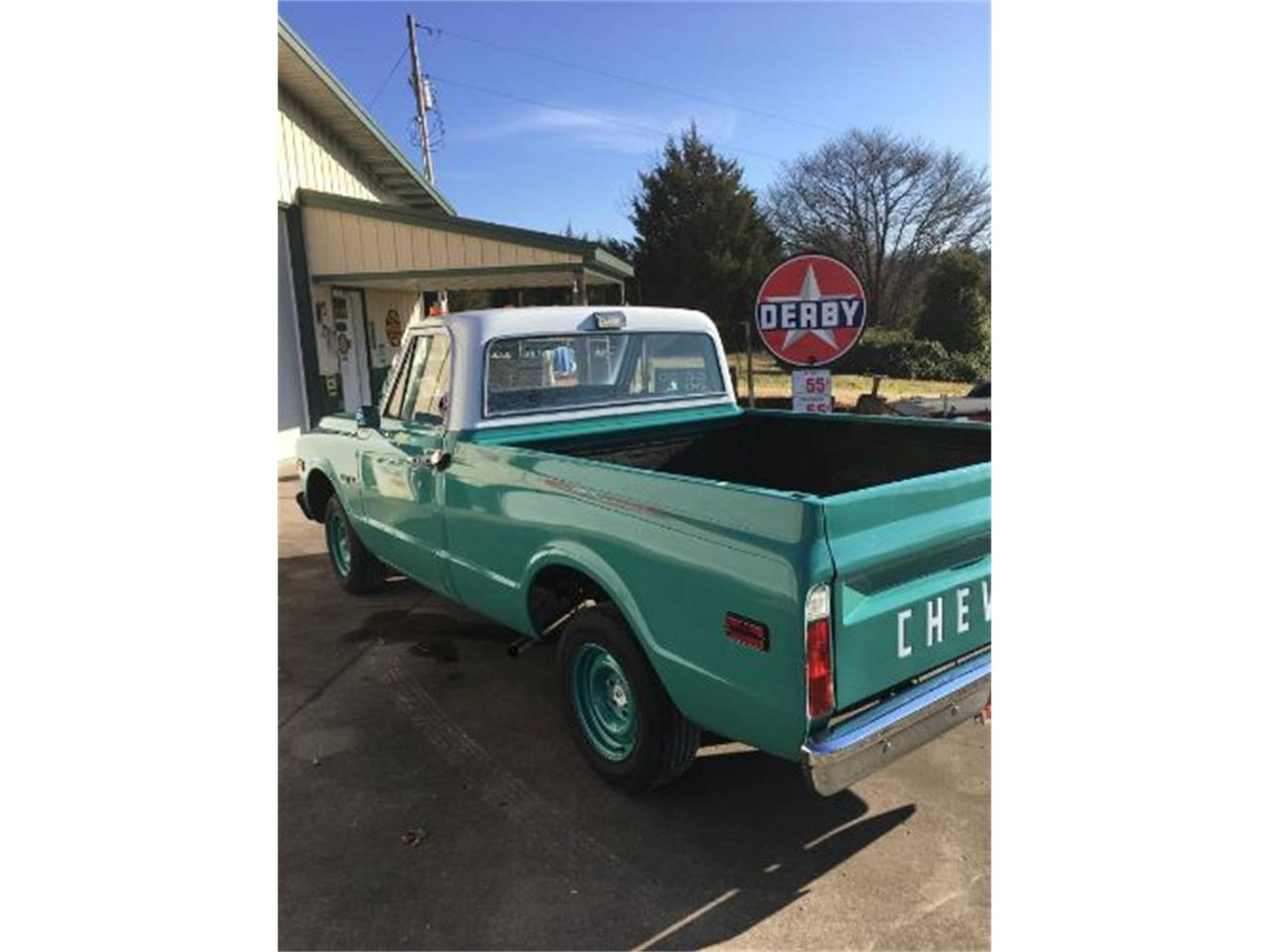 1972 Chevrolet C10 for sale in Cadillac, MI – photo 16