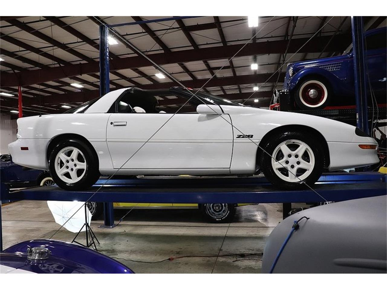 1997 Chevrolet Camaro Z28 for sale in Kentwood, MI – photo 62