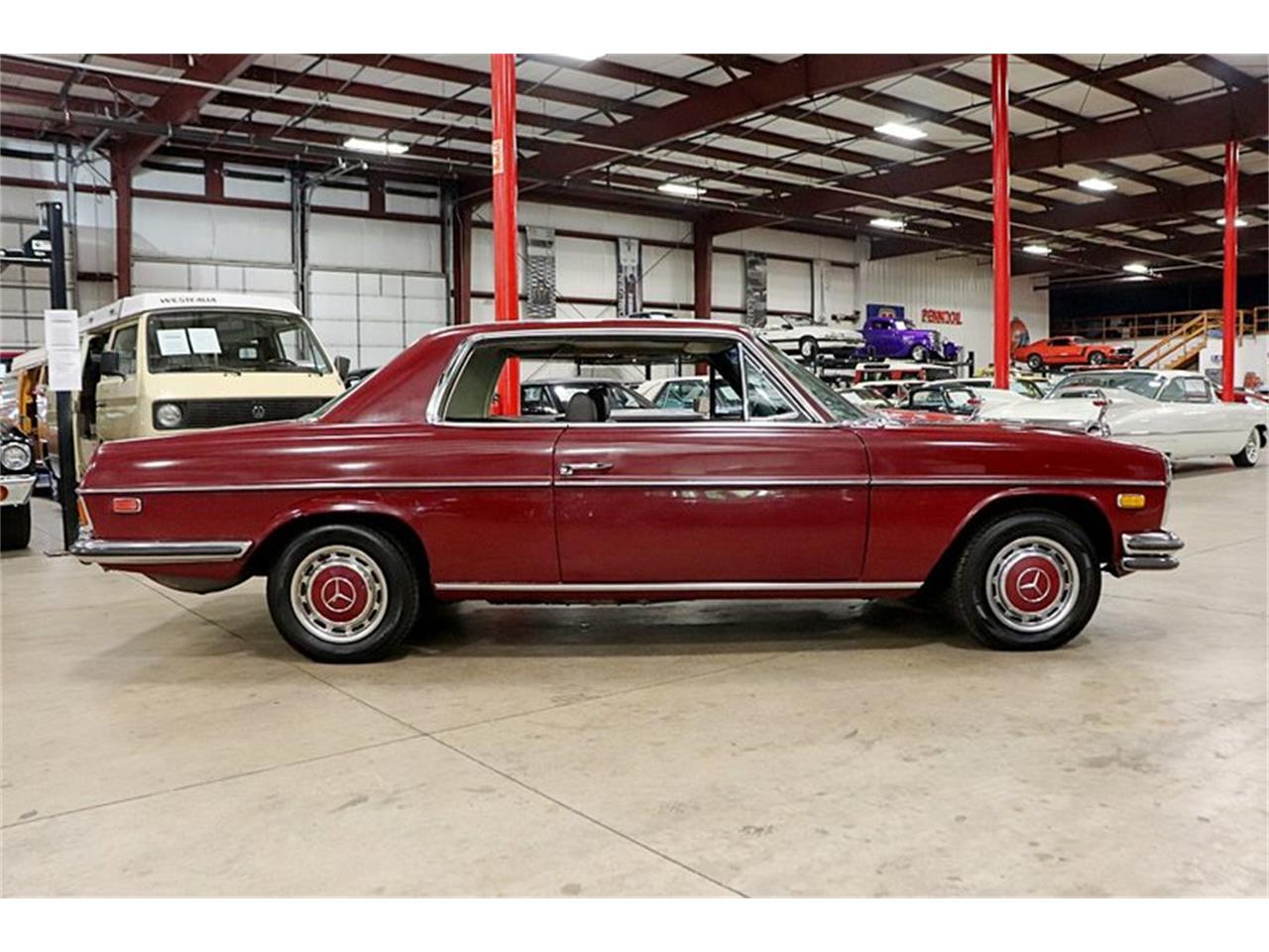 1971 Mercedes-Benz 250C for sale in Kentwood, MI – photo 6