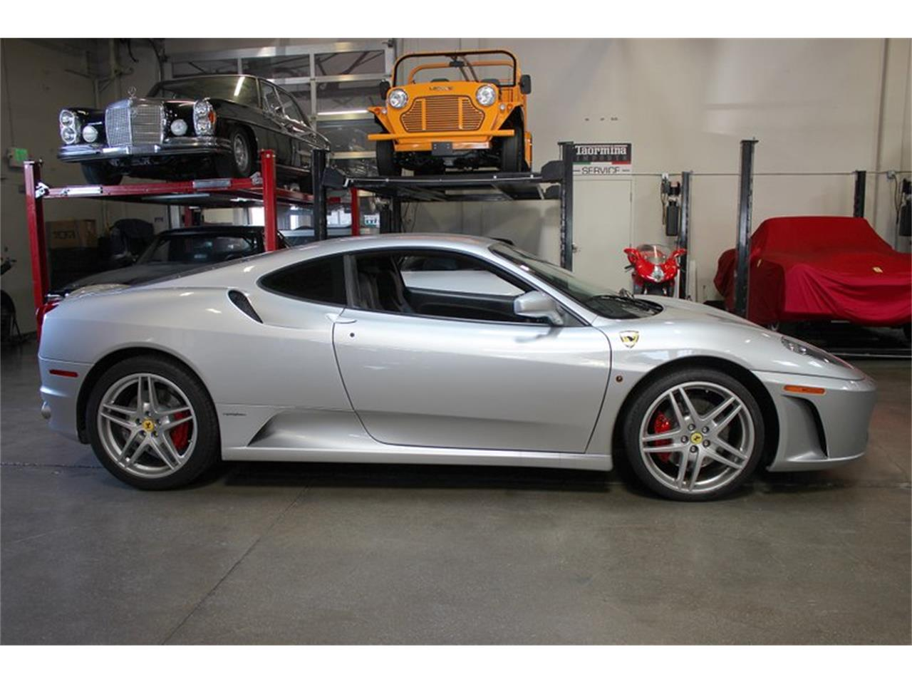 2005 Ferrari F430 for sale in San Carlos, CA – photo 8