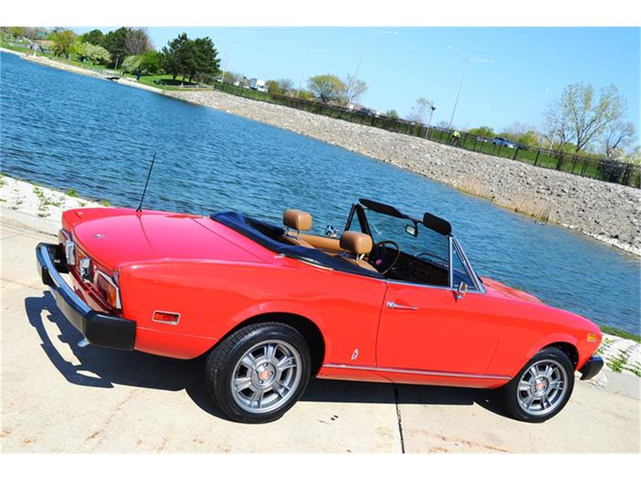 1977 Fiat 124 for sale in Barrington, IL – photo 9