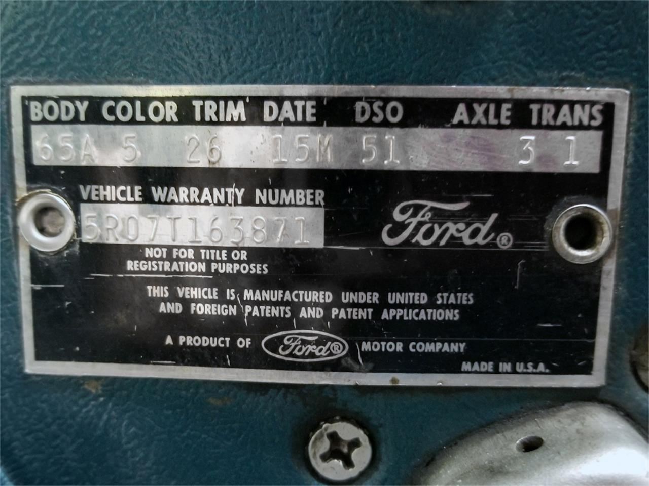 1965 Ford Mustang for sale in Macedonia, OH – photo 77