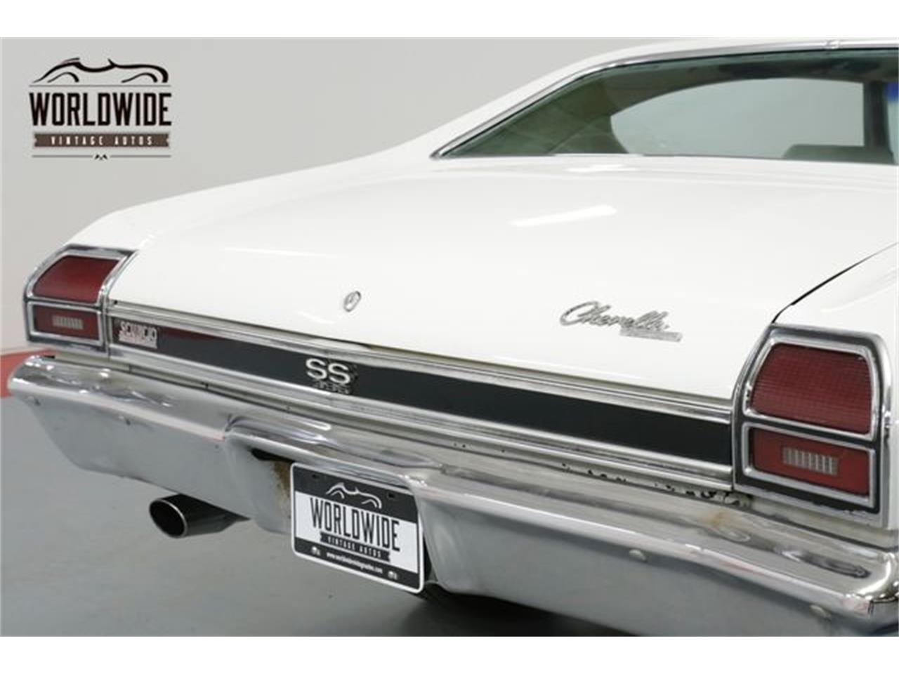 1969 Chevrolet Chevelle SS for sale in Denver , CO – photo 35