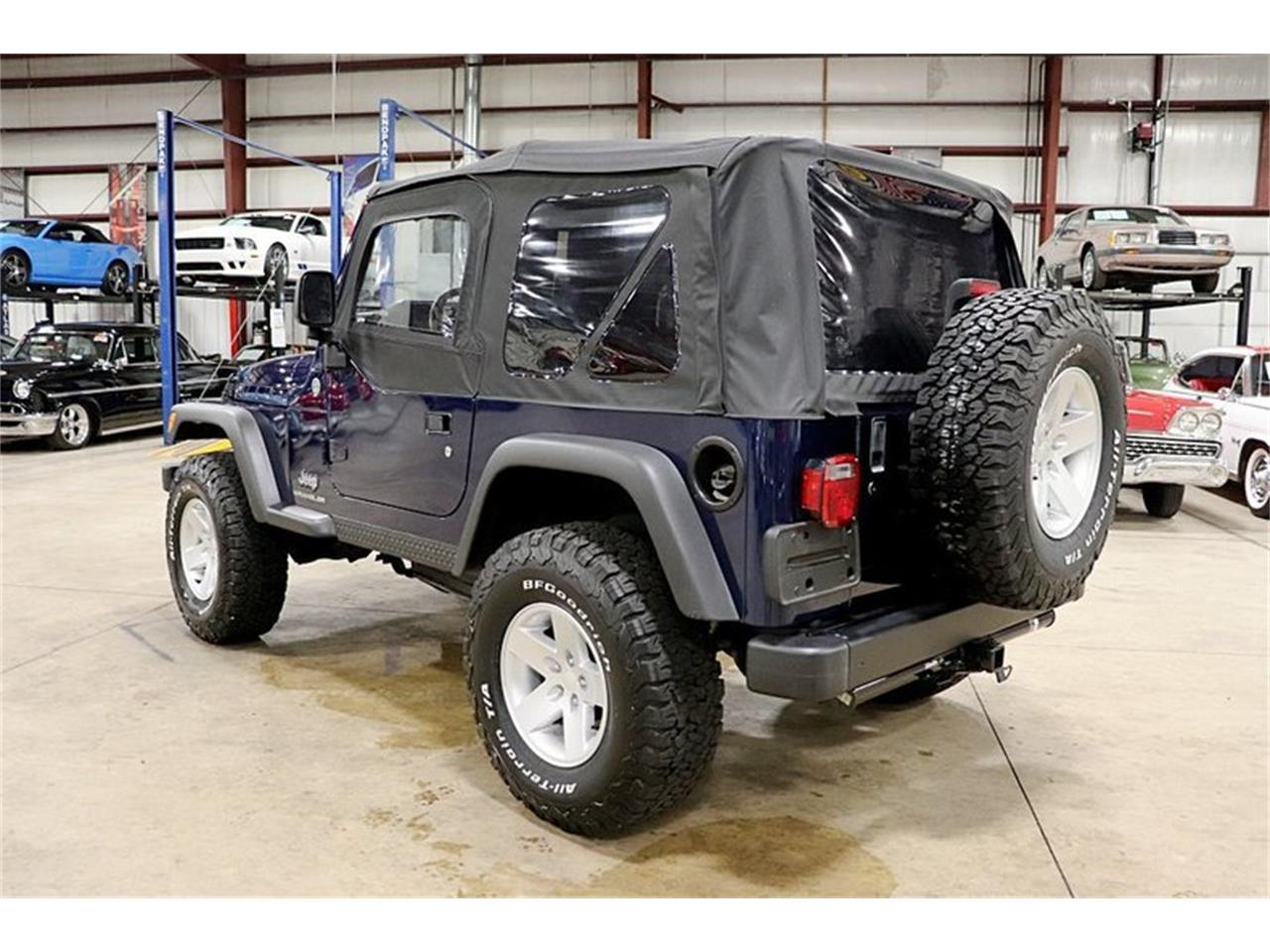 2005 Jeep Wrangler for sale in Kentwood, MI – photo 66