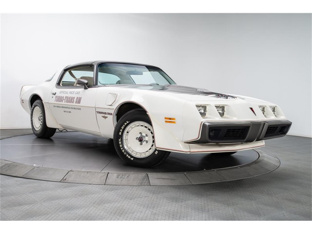 1980 Pontiac Firebird Trans Am Turbo Indy Pace Car Edition for sale in Charlotte, NC – photo 16