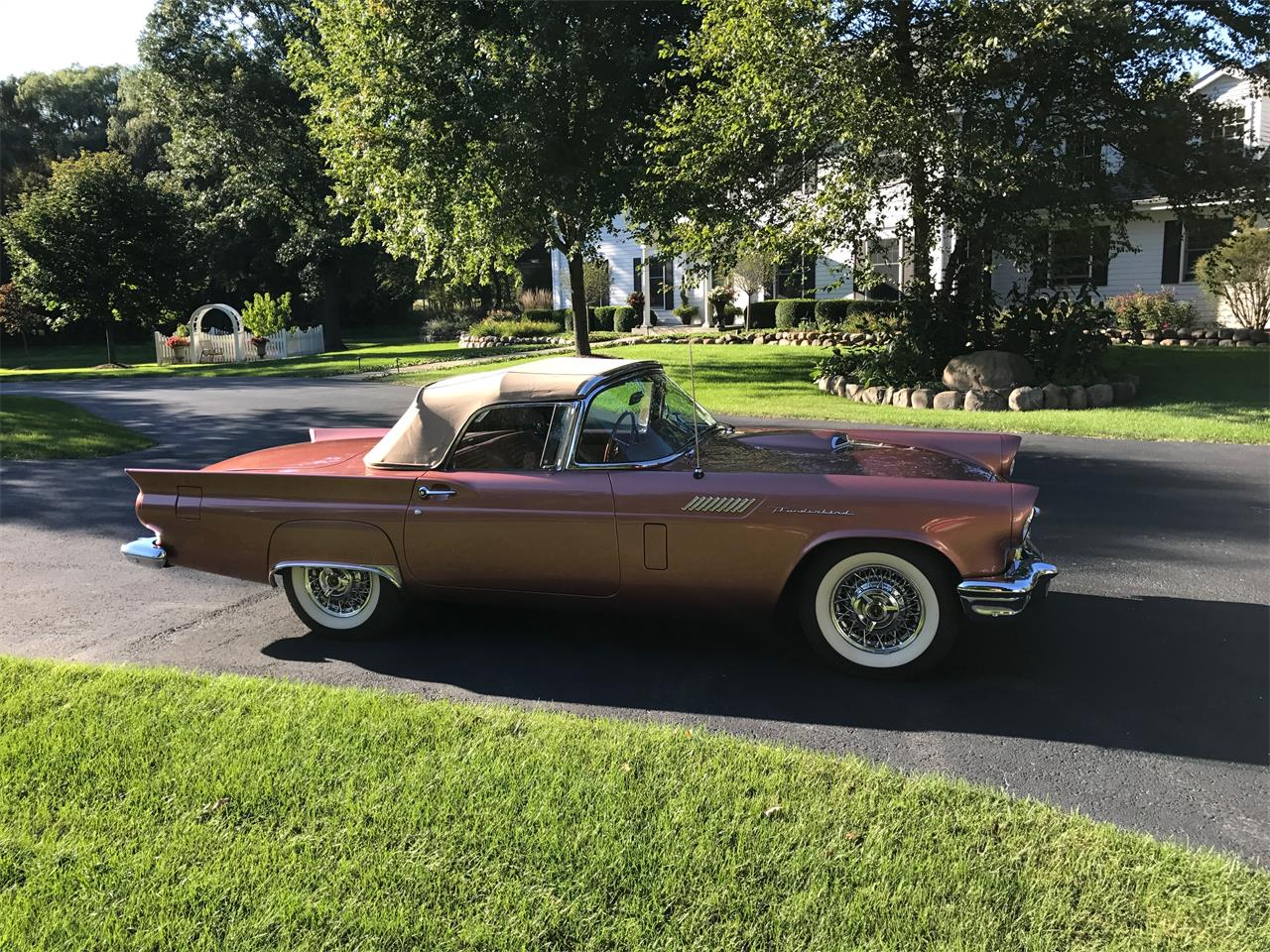 1957 Ford Thunderbird for sale in Mequon, WI – photo 3