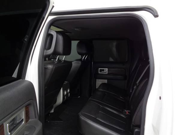 "2012 Ford F-150 2WD SuperCrew 145"" Lariat - cars & trucks - by... for sale in Miami, FL – photo 16"