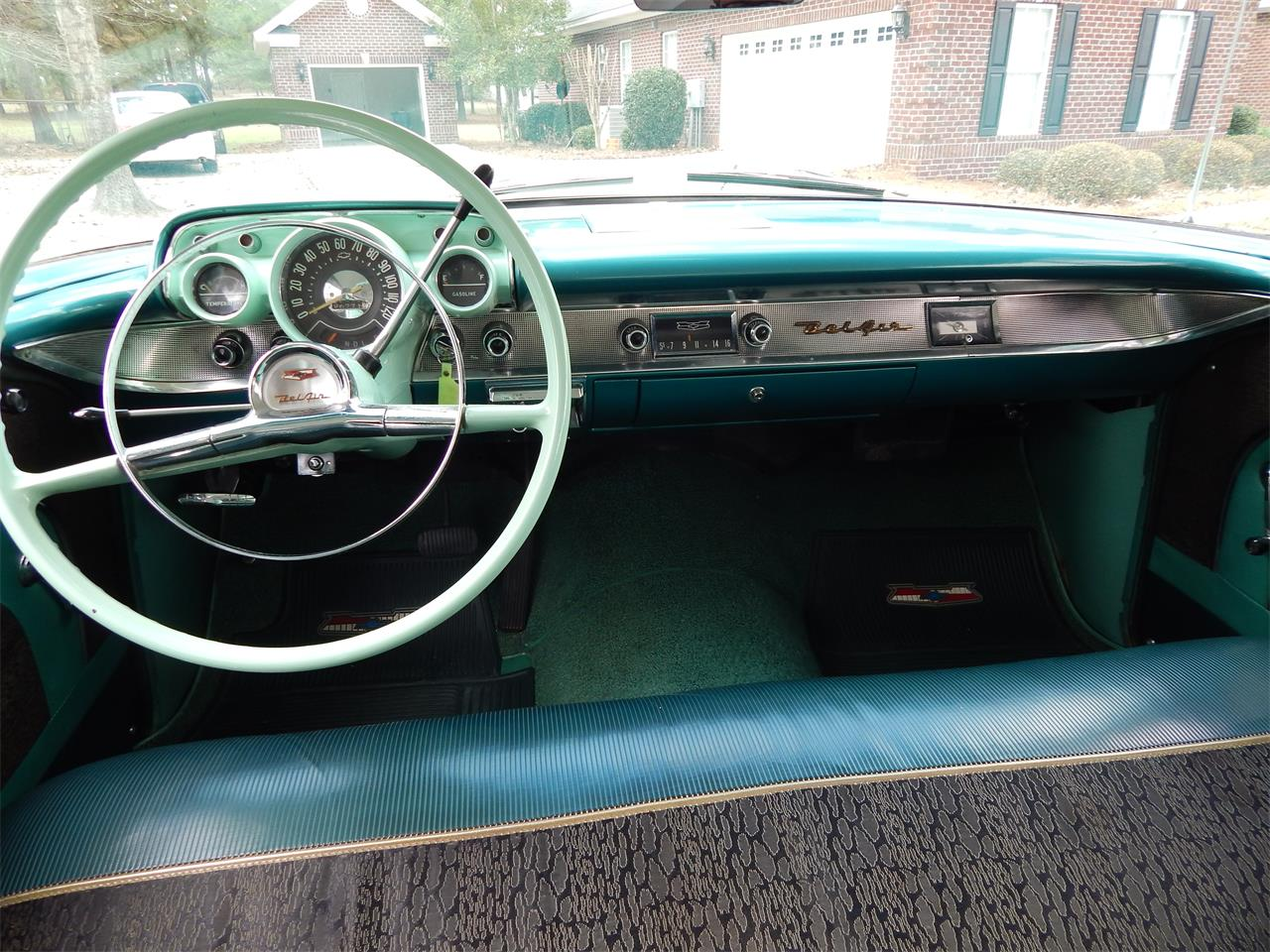 1957 Chevrolet Bel Air for sale in Online, Online Auction – photo 19