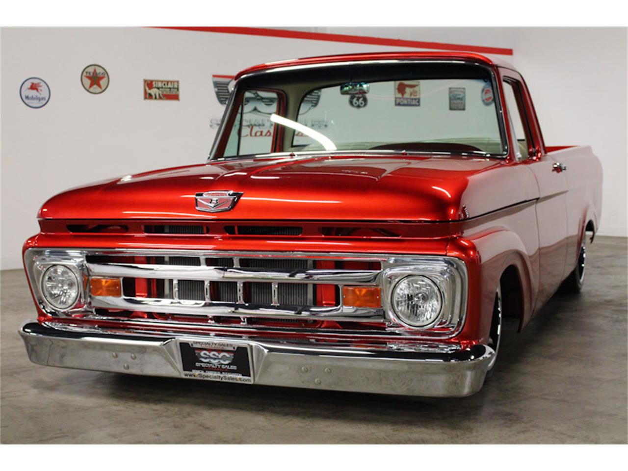 1962 Ford F100 for sale in Fairfield, CA – photo 21