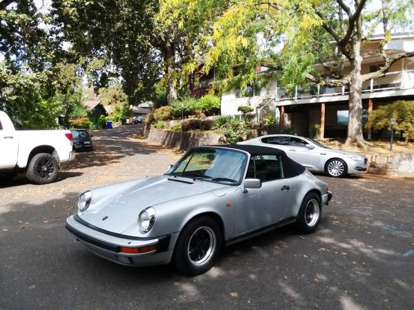 1984 Porsche 911 Carrera Cabriolet for sale in Portland, CA – photo 14