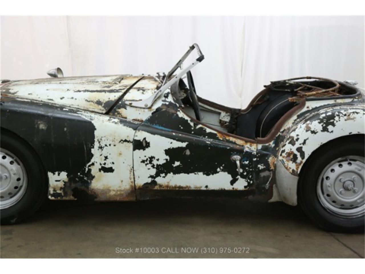 1960 Triumph TR3A for sale in Beverly Hills, CA – photo 15