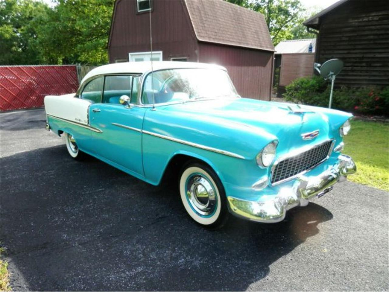 1955 Chevrolet Bel Air for sale in Cadillac, MI – photo 2