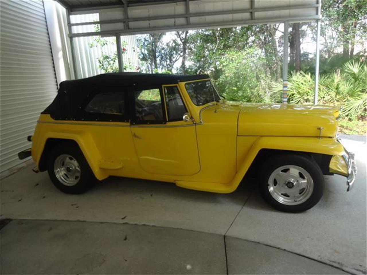 1948 Willys-Overland Jeepster for sale in Cadillac, MI – photo 10