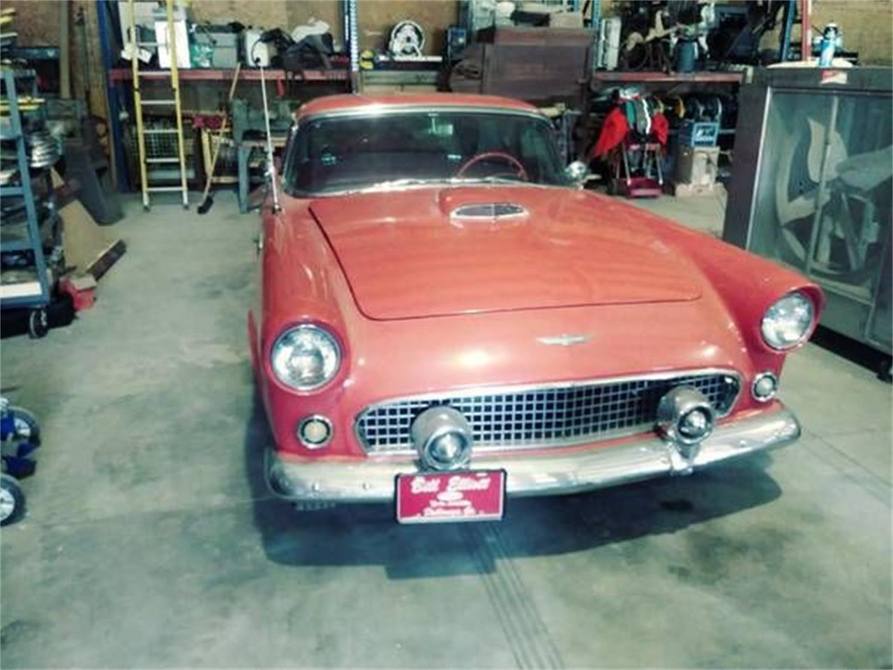 1956 Ford Thunderbird for sale in Cadillac, MI – photo 2