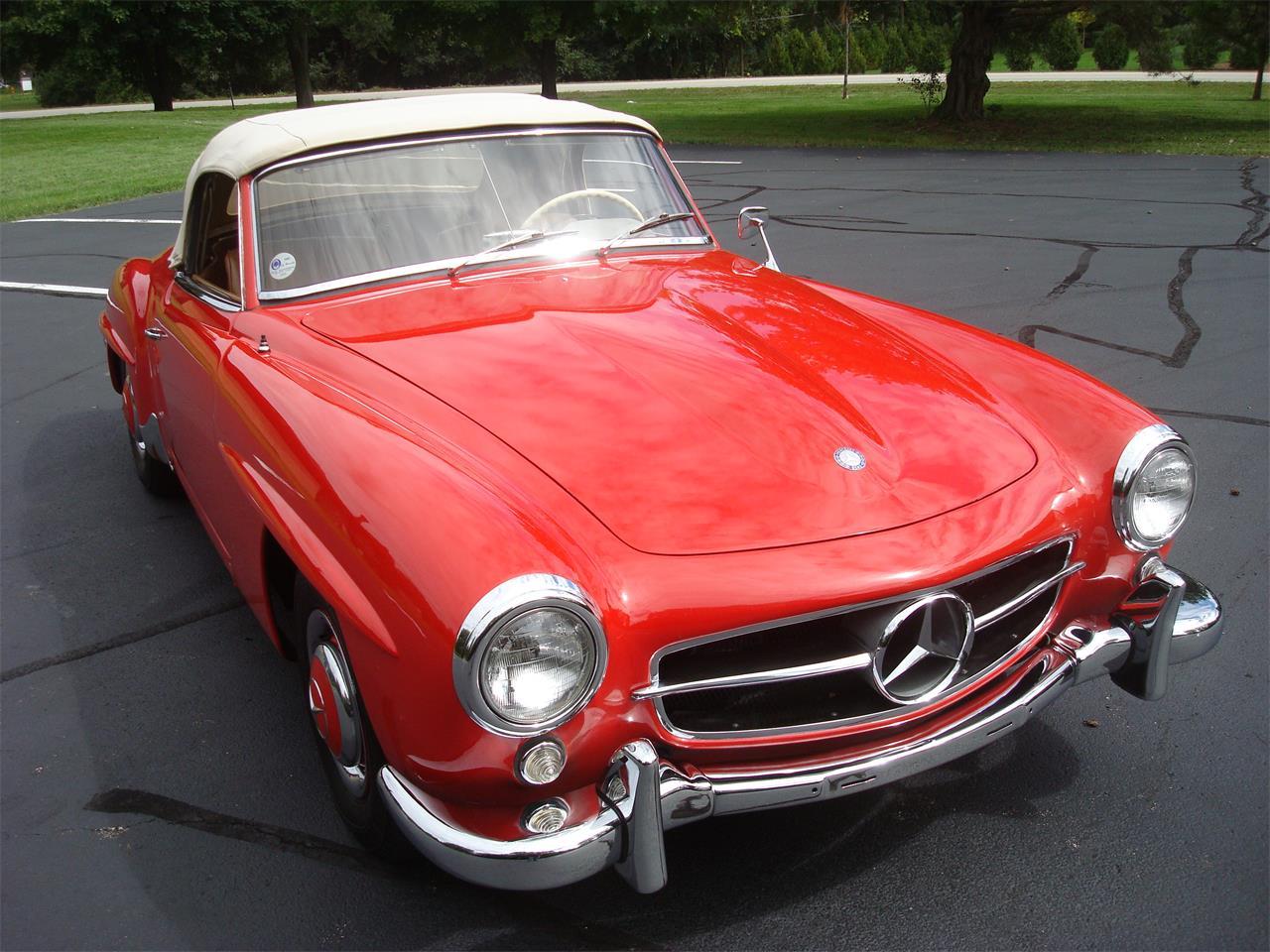 1958 Mercedes-Benz 190SL for sale in Naperville, IL ...