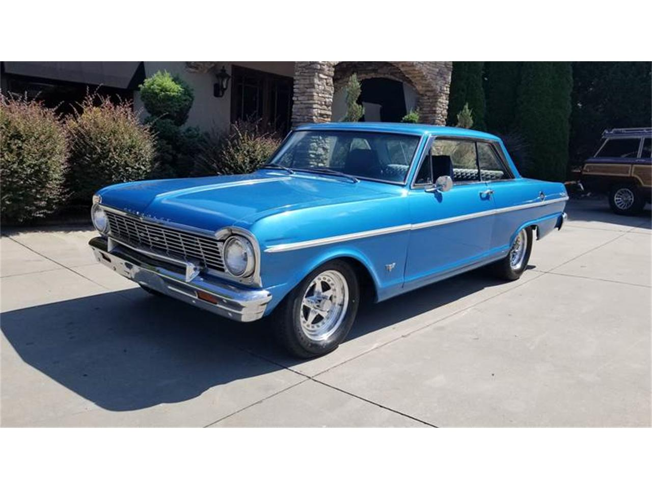 1965 Chevrolet Nova for sale in Taylorsville, NC