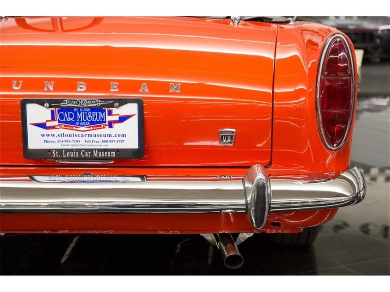 1966 Sunbeam Tiger for sale in St. Louis, MO – photo 38