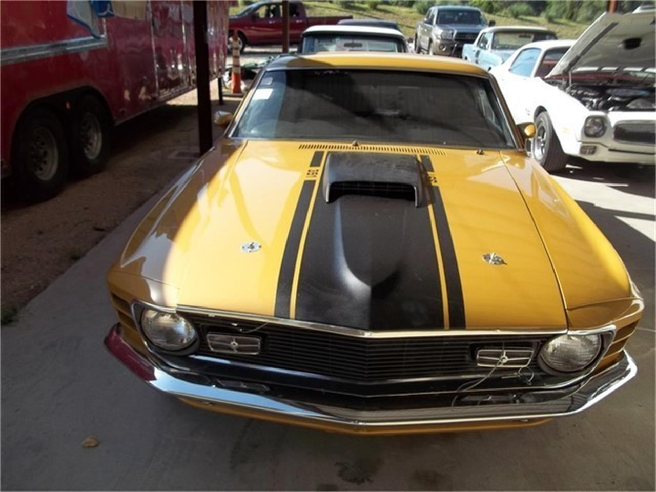 1970 Ford Mustang for sale in Liberty Hill, TX