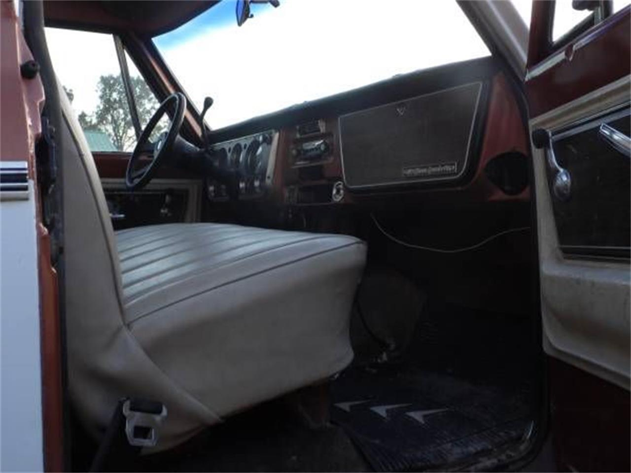 1972 GMC C/K 10 for sale in Cadillac, MI – photo 9