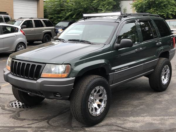 2003 jeep grand cherokee lifted for sale in stoneham ma classiccarsbay com 2003 jeep grand cherokee lifted