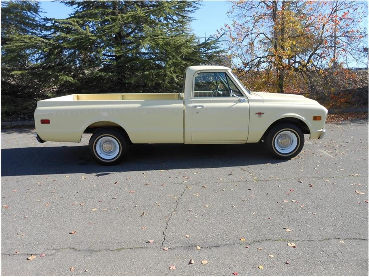 1968 Chevrolet C/K 10 for sale in Roseville, CA