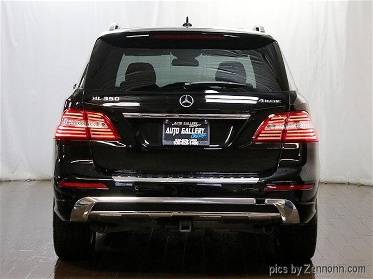 2014 Mercedes-Benz ML350 for sale in Addison, IL – photo 6