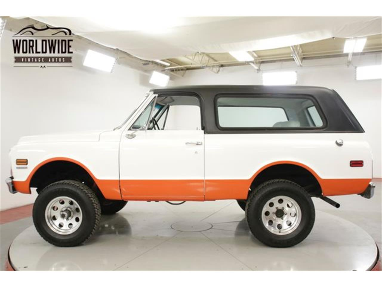 1969 Chevrolet Blazer for sale in Denver , CO – photo 4