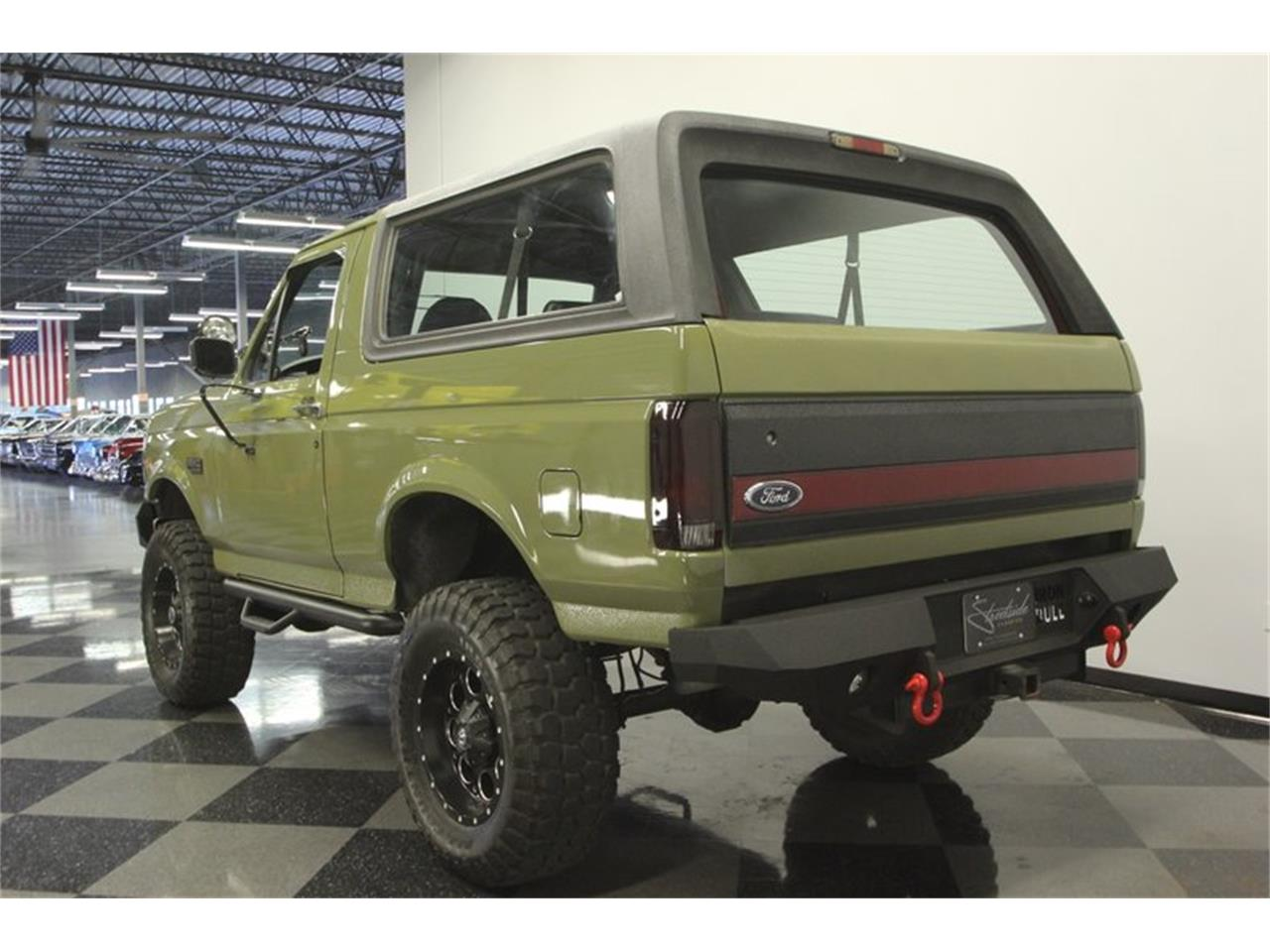 1996 Ford Bronco for sale in Lutz, FL – photo 8