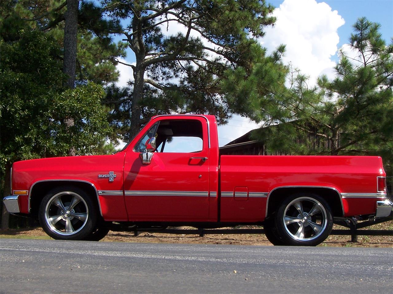 1985 Chevrolet C/K 10 for sale in Alpharetta, GA – photo 90