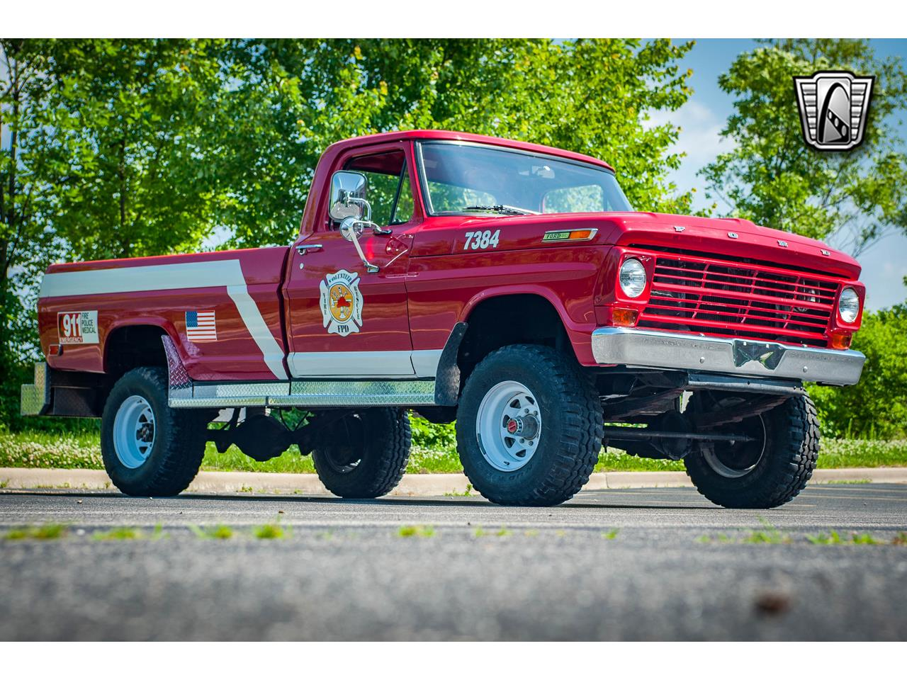 1968 Ford F250 for sale in O'Fallon, IL – photo 56