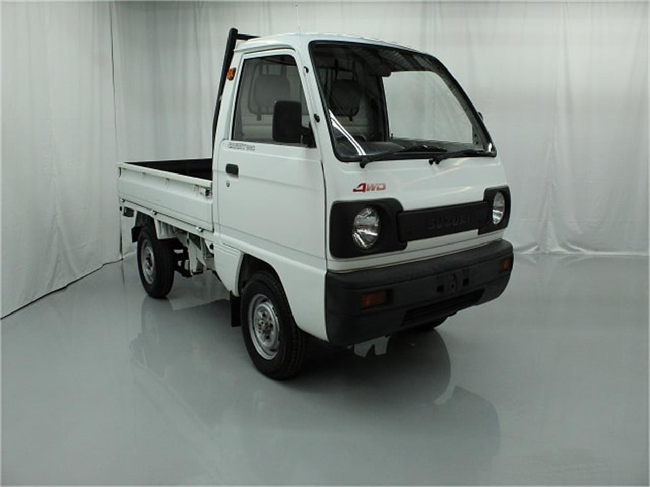 1990 Suzuki Carry for sale in Christiansburg, VA