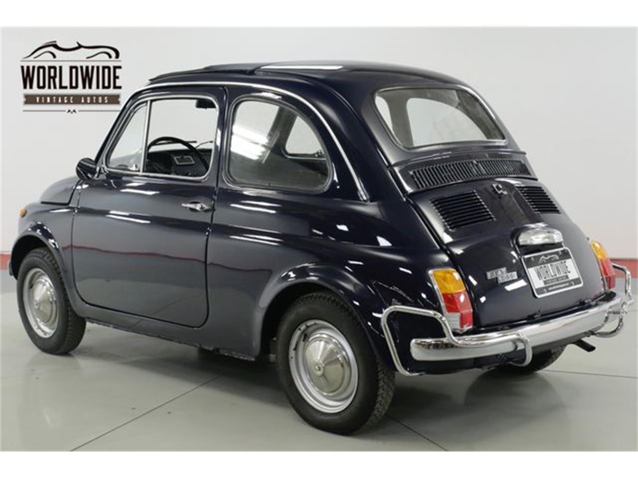 1971 Fiat 500L for sale in Denver , CO – photo 8