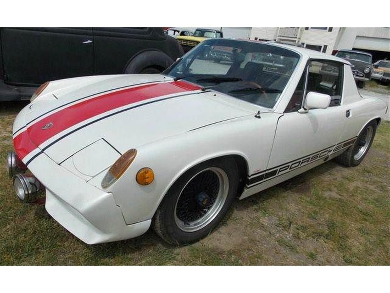 1973 Porsche 914 for sale in Cadillac, MI – photo 4