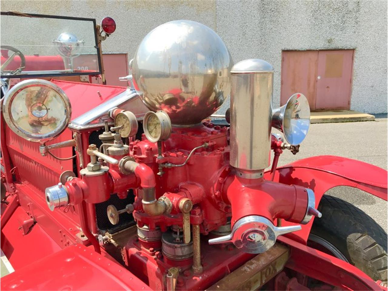 1920 Ahrens-Fox Fire Truck for sale in Morgantown, PA – photo 12